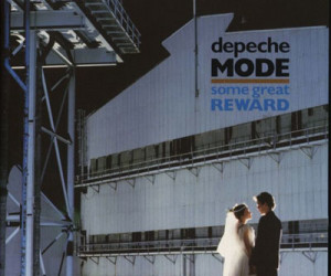 "Depeche Mode ""Some Great Reward"", featuring ""Somebody"""