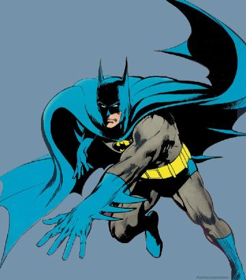 Neal Adam's Batman