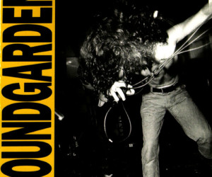 "Soundgarden's ""Louder Than Love"" Album Cover"