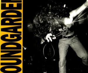 "Soundgarden's ""Louder Than Love"" Album Cover"