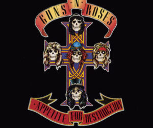 Appetite For Destruction 30th Anniversary