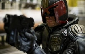 Judge Dredd Movie Review Karl Urban