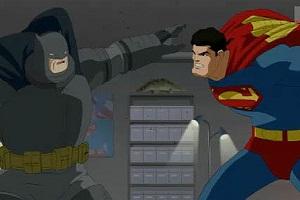 Superman Batman Movie revealed at Comic-con