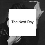 Cover for new Bowie Album 'The Next Day'