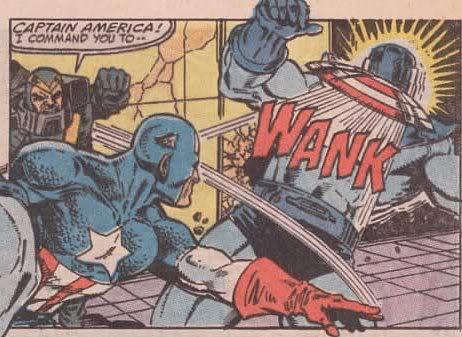WANK-Captain America