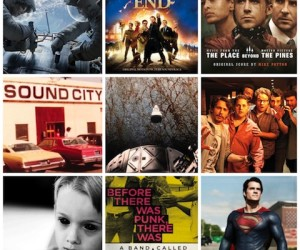2013movies Collage