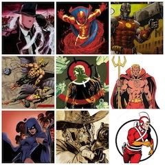 Comics Collage