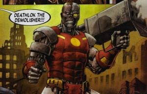 """<img src=""""Underrated-Comic-Book-Characters-Deathlok""""Underrated Comic Book Characters Deathlok>"""