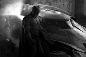 Ben Affleck as Batman