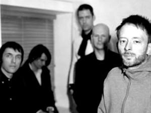 Radiohead circa 1995
