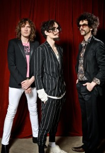 The Darkness - Press session 2015