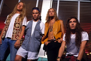 Alice in Chains circa 1990