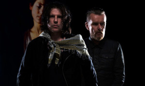 The Cult's Ian Asbury and Billy Duffy Ian Astbury (left) and Billy Duffy of the Cult. Photograph: Tim Cadiente