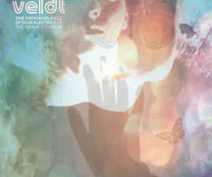 The Veldt - The Shocking Fuzz of Your Electric Fur (cover)