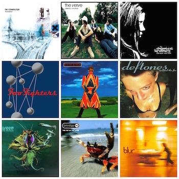 20 Best 1997 Alternative Albums