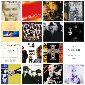 Best 1987 Albums