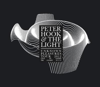 Peter Hook Unknown Pleasures