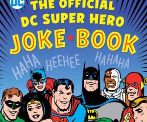 DC Joke Book Featured