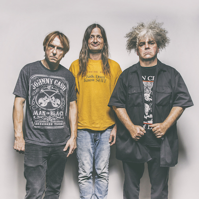 The Melvins A Walk With Love & Death album review