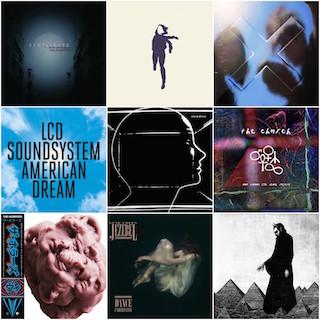 Best 2017 Albums